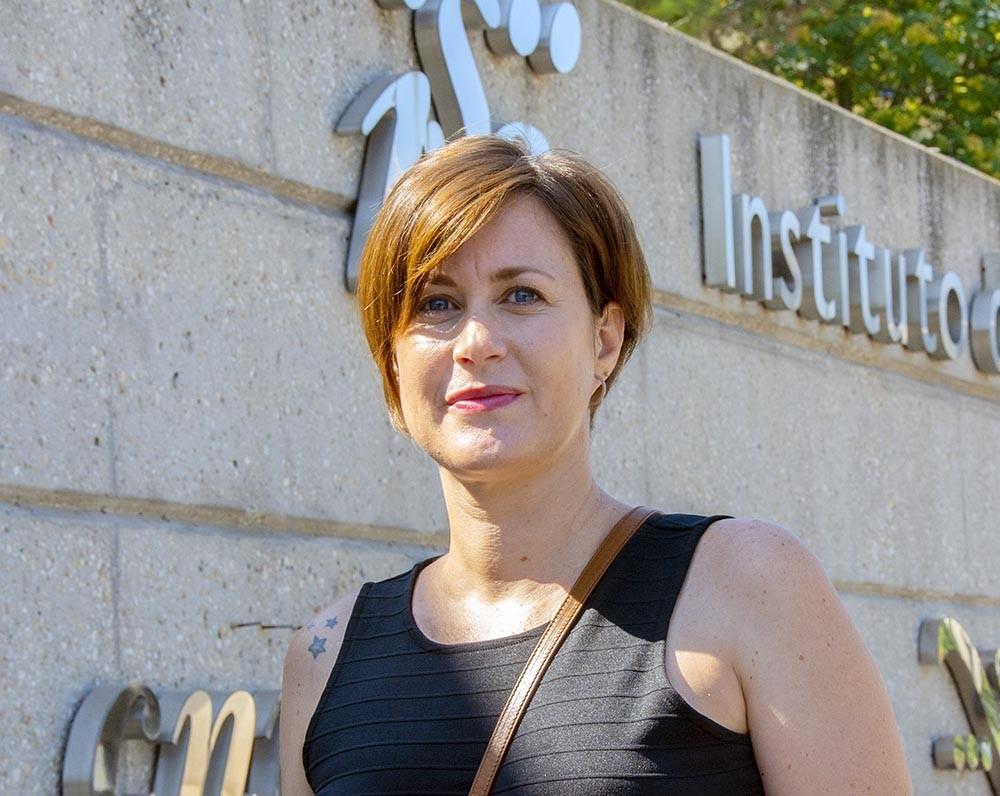 Cristina Linares Gil, investigadora del Centro Nacional de Epidemiología