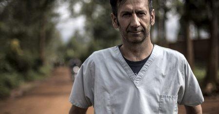 Luis Encinas, asesor médico de Médicos Sin Fronteras