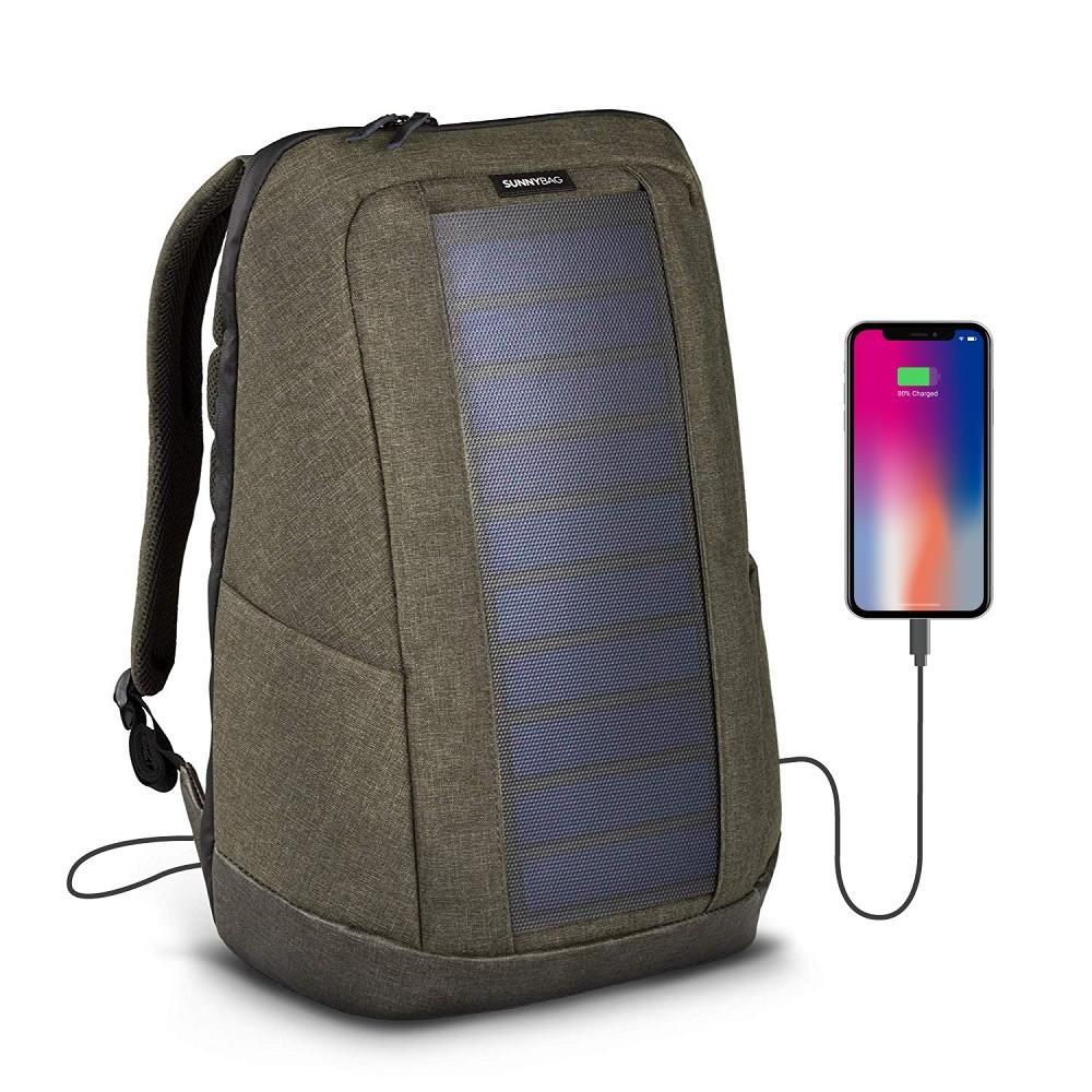 Mochila Sunnybag ICONIC: gadgets solares
