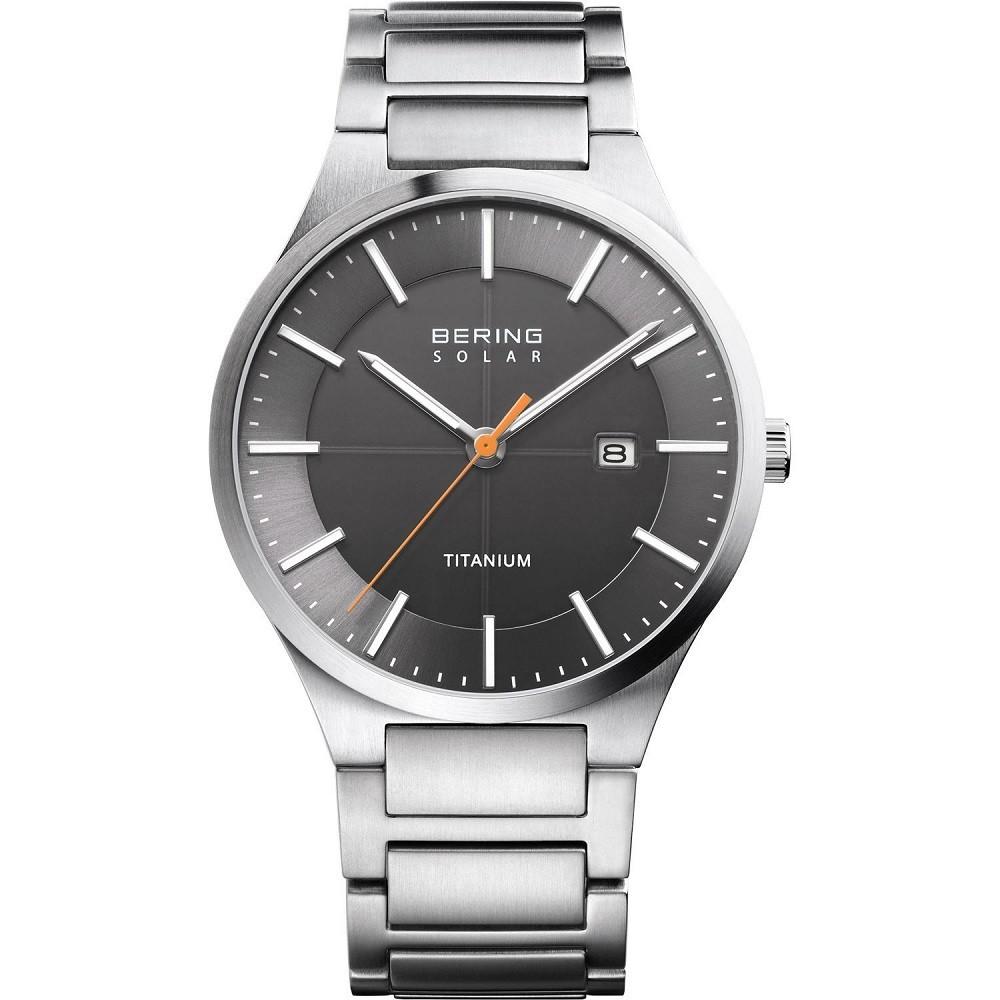 Reloj de hombre solar Bering