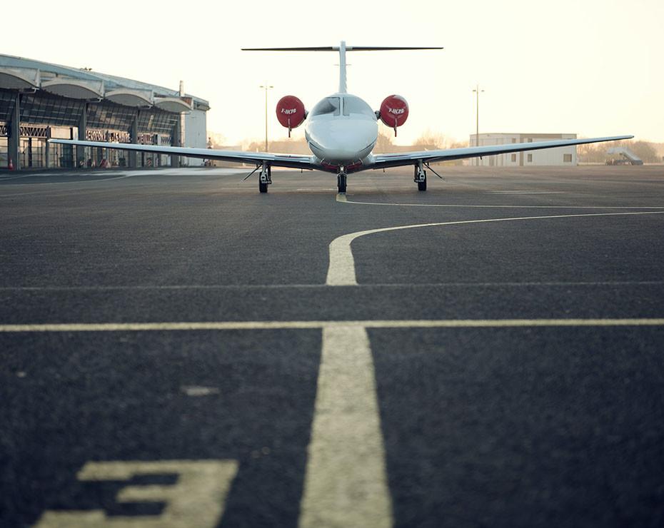 Los retos de descarbonizar la aviación.