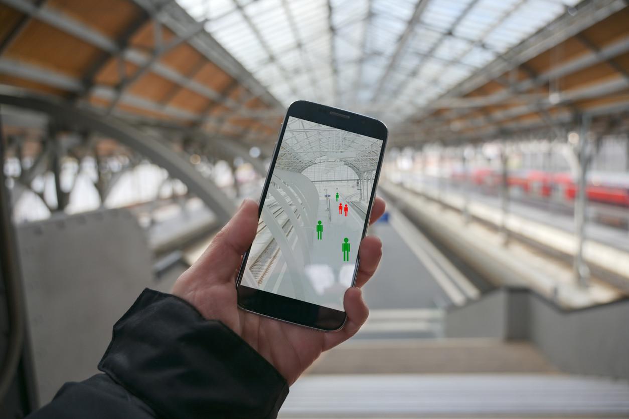 privacidad en las apps de la COVID-19