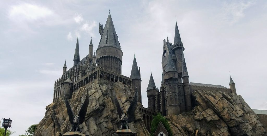 Escape room en casa gratis : Harry Potter- castillo de Hogwarts