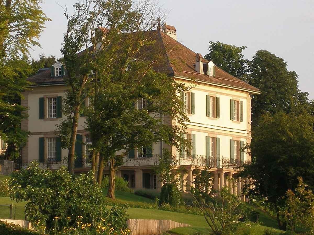 Villa Diodati, en la actualidad.