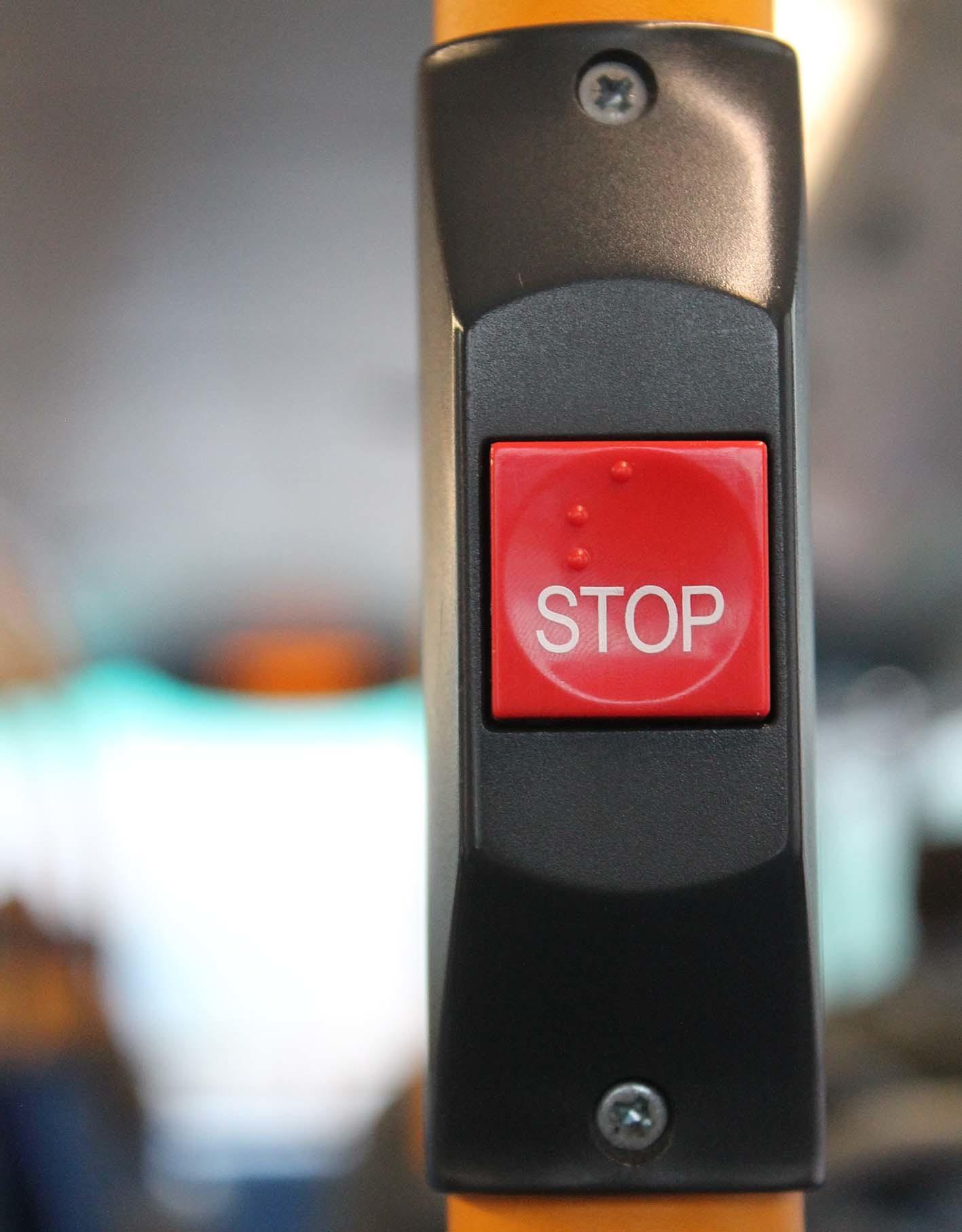 tecnologia contacless pulsador botones