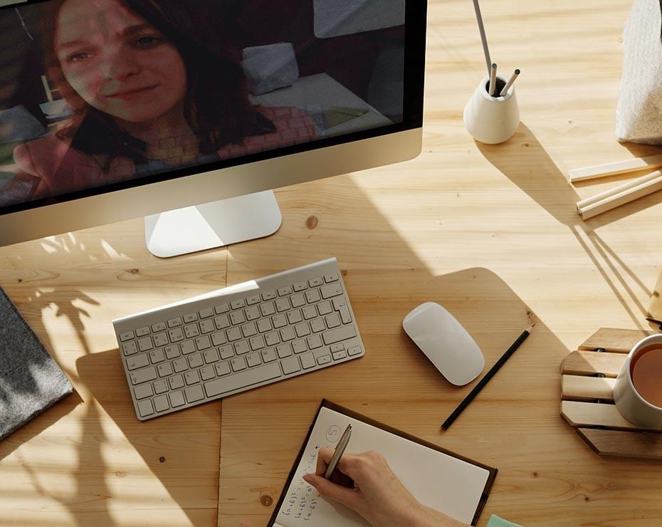 Meet es el servicio de videollamadas incluido en G Suite.