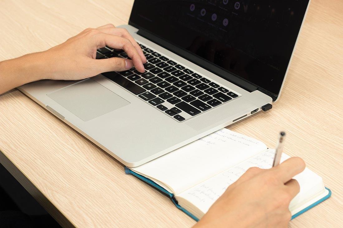 Universidad y coronavirus: uno de los principales retos fueron los exámenes.