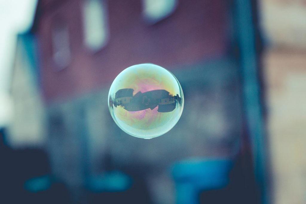 burbuja creada en las redes sociales