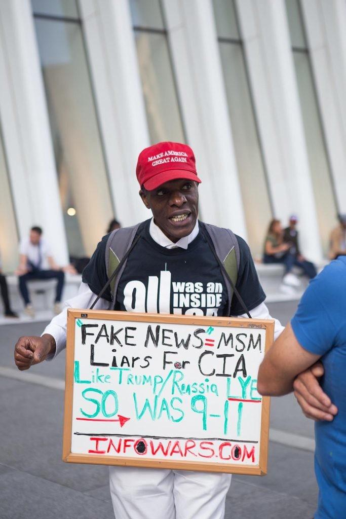 la desinformación y las fake news