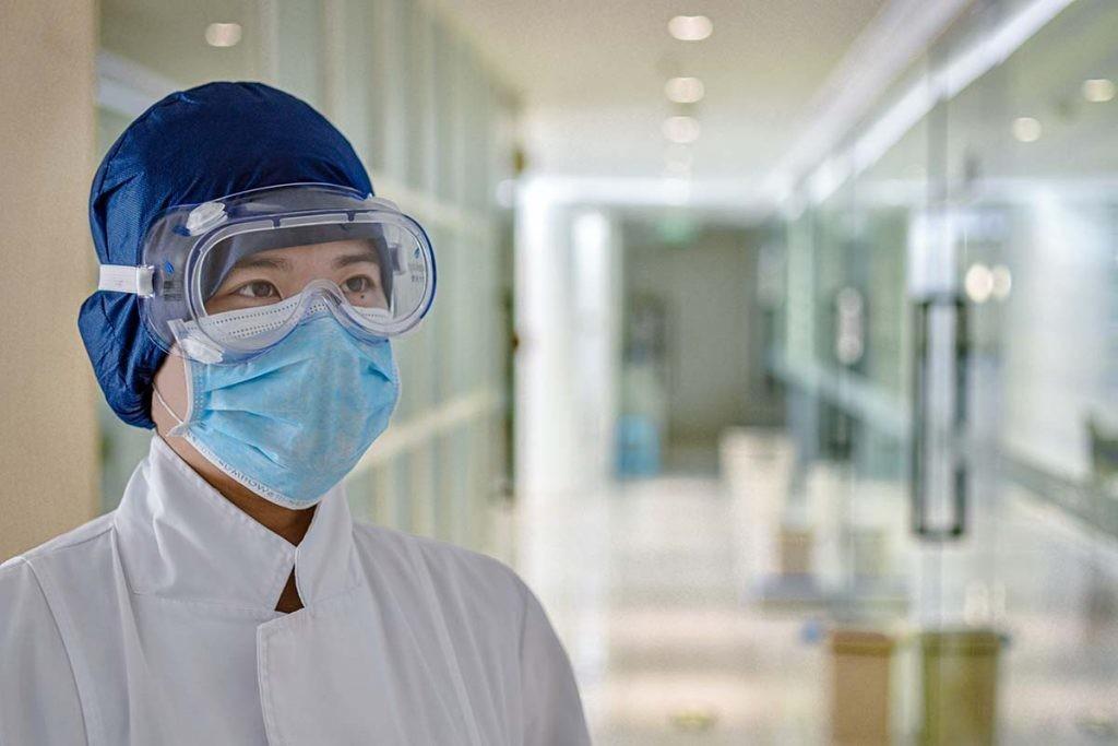 los médicos durante la pandemia