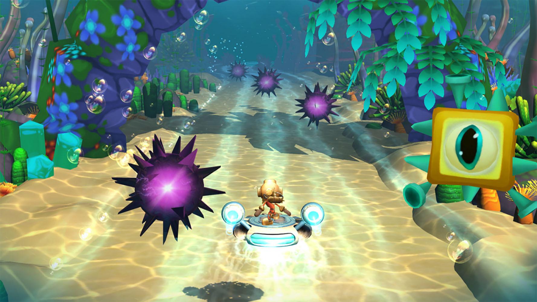 videojuego EndeavourRX de Akili
