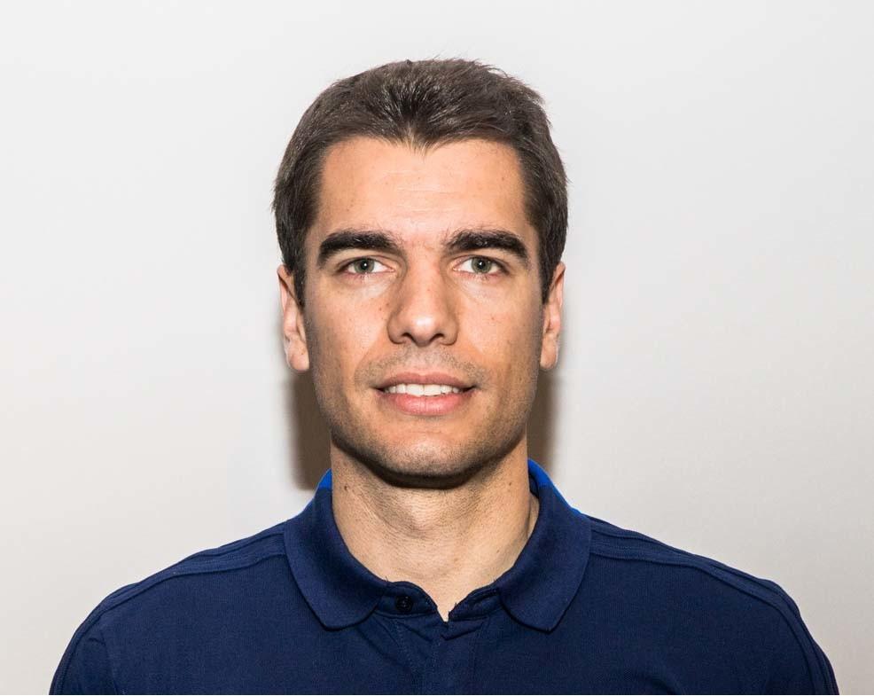 Javier Sánchez del CTA de la RFEF