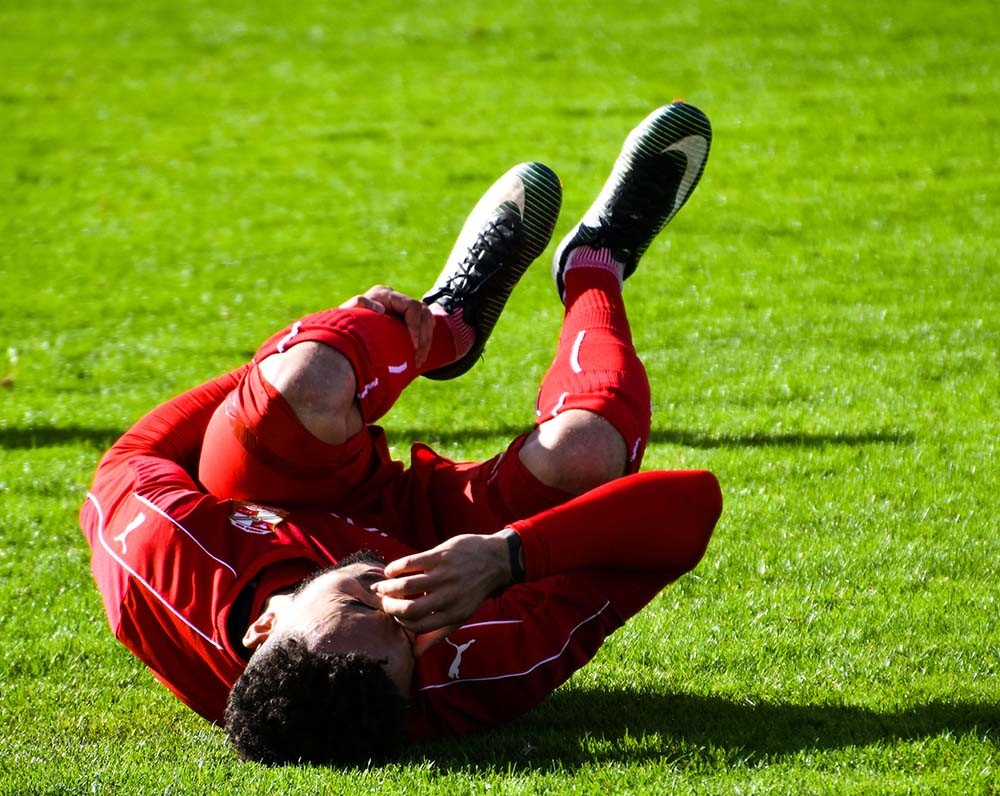 lesiones tras la vuelta de la competición
