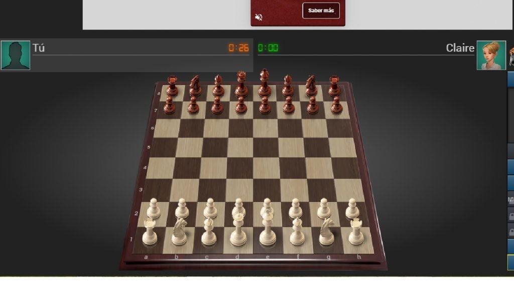 Sparkchess- ajedrez online