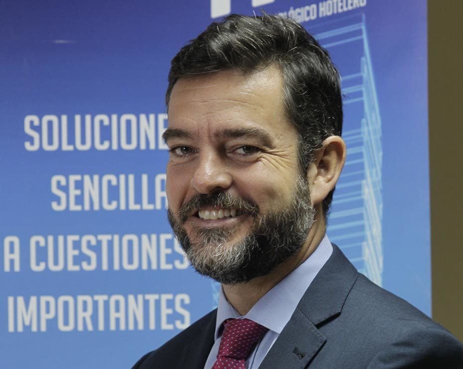 Álvaro Carrillo, director general del Instituto Tecnológico Hotelero (ITH).