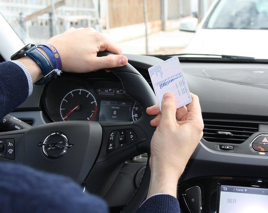 duplicado carnet de conducir online