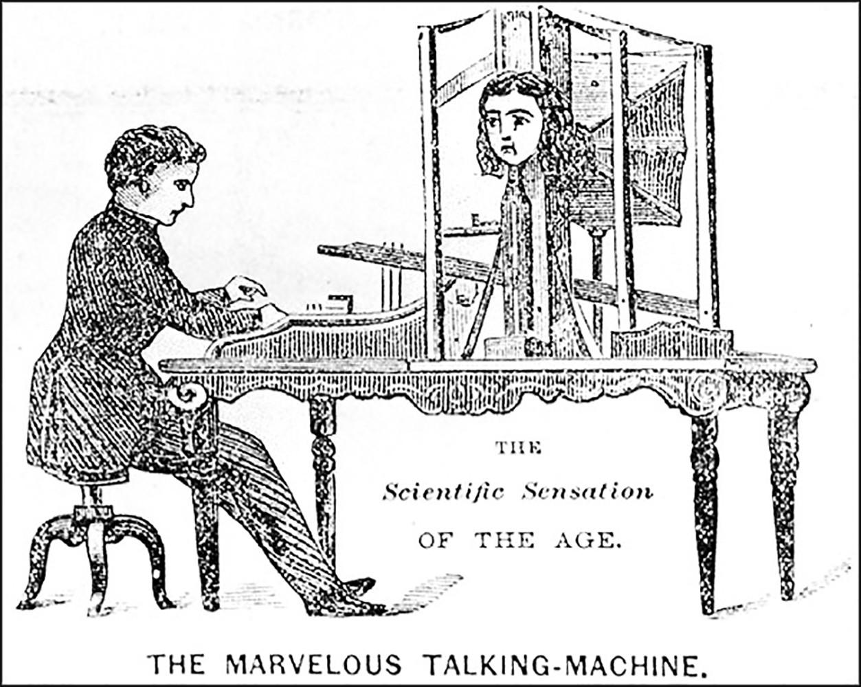 Euphonia máquina parlante