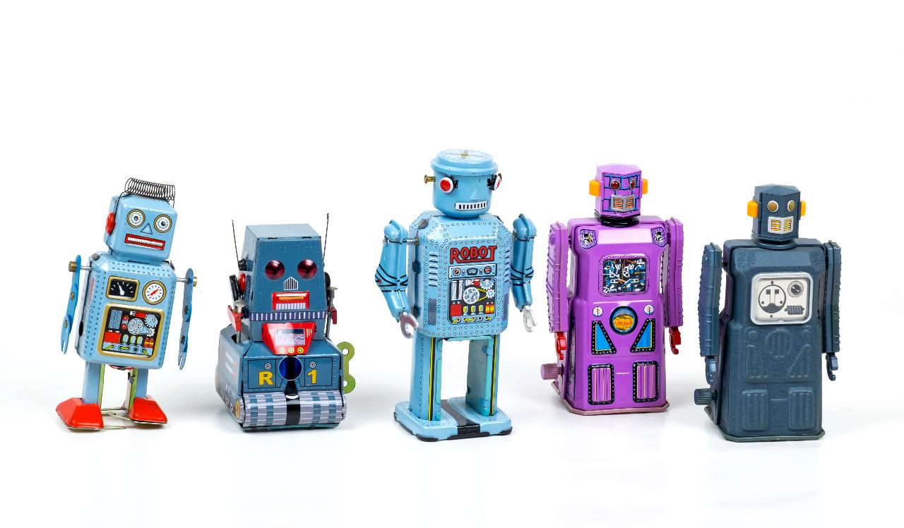 juegos de robot