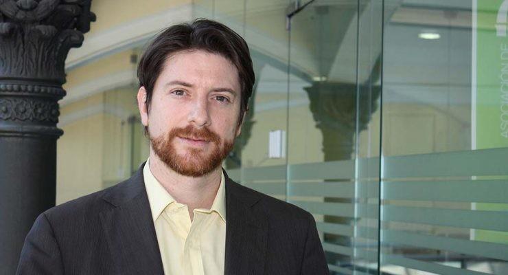 Julio Lumbreras, el ingeniero ambiental que trata de anticipar el futuro lejano para el Gobierno