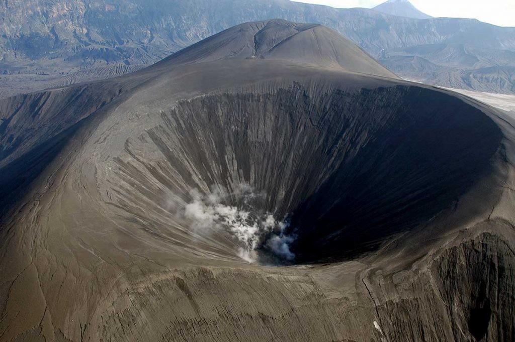 clima y erupciones volcánicas