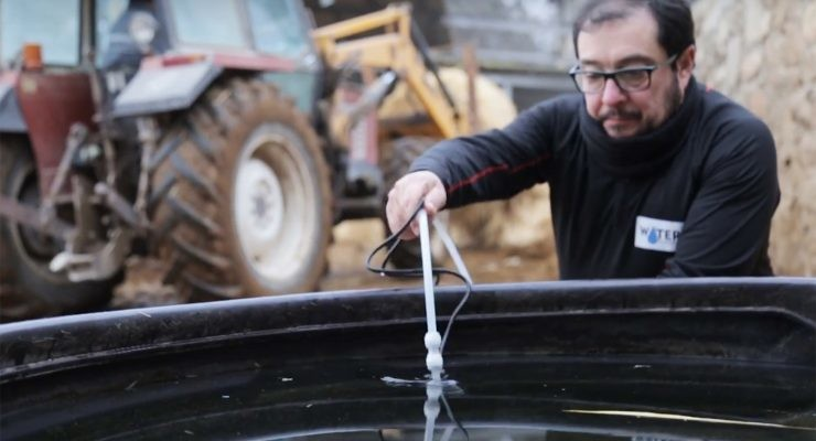 Agua potable con waterologies