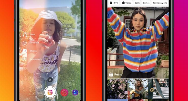 Te contamos qué es Instagram Reel y cómo funciona.