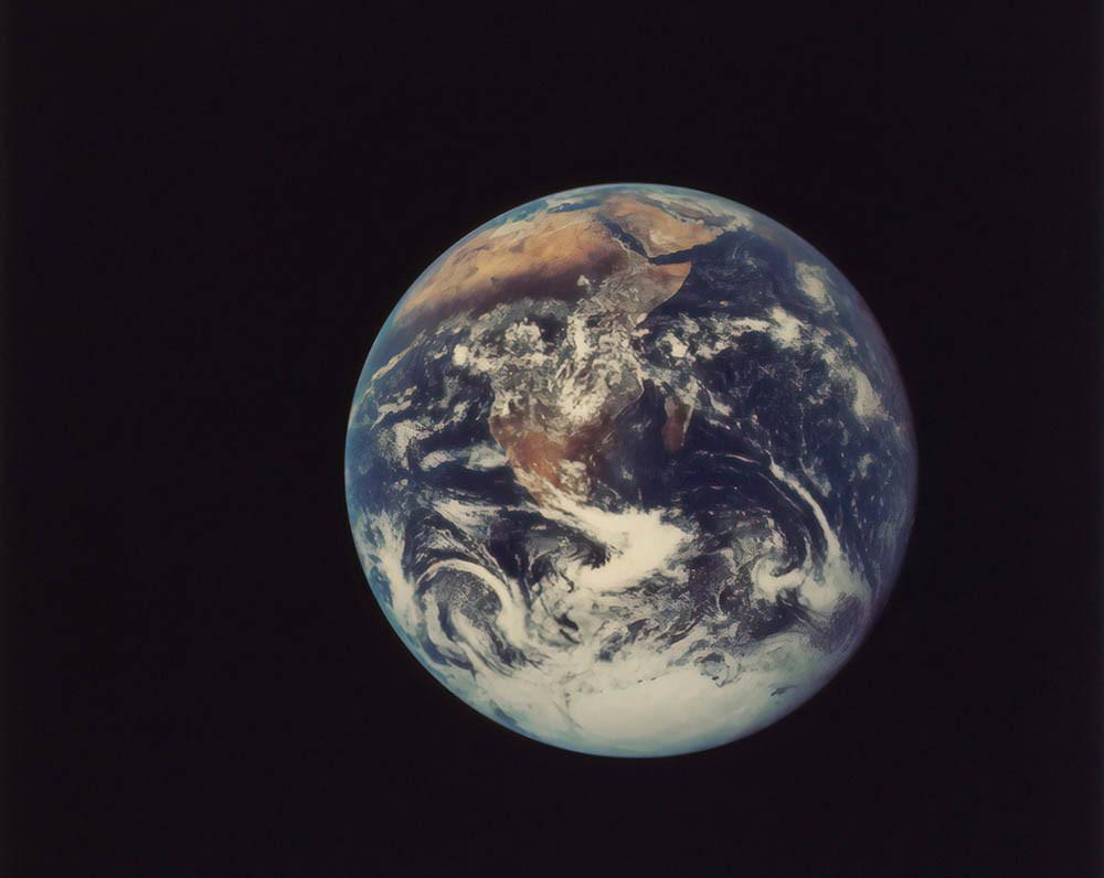 el calentamiento global en la Tierra