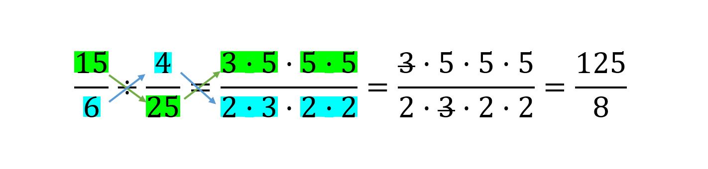 como resolver fracciones dividir