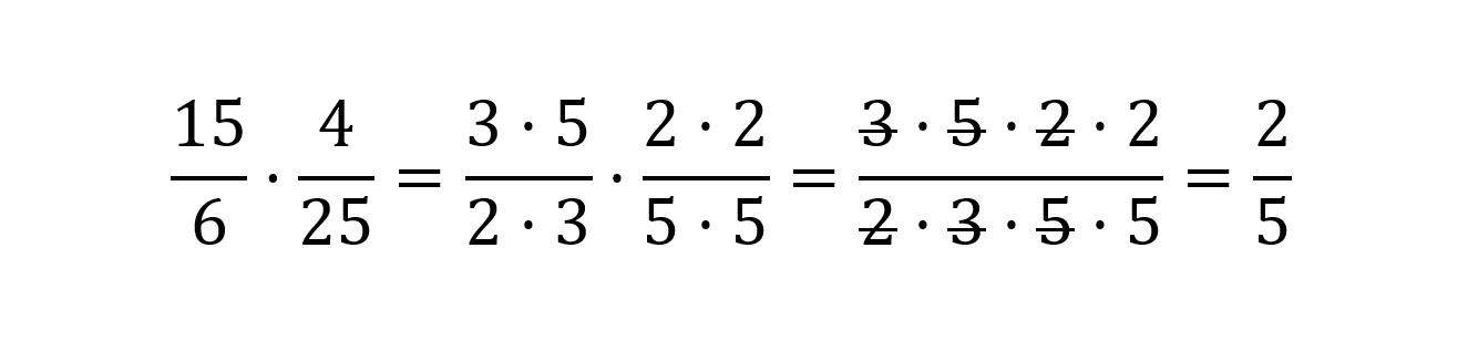 como resolver fracciones multiplicar