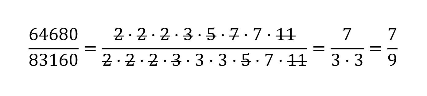como resolver fracciones simplificacion