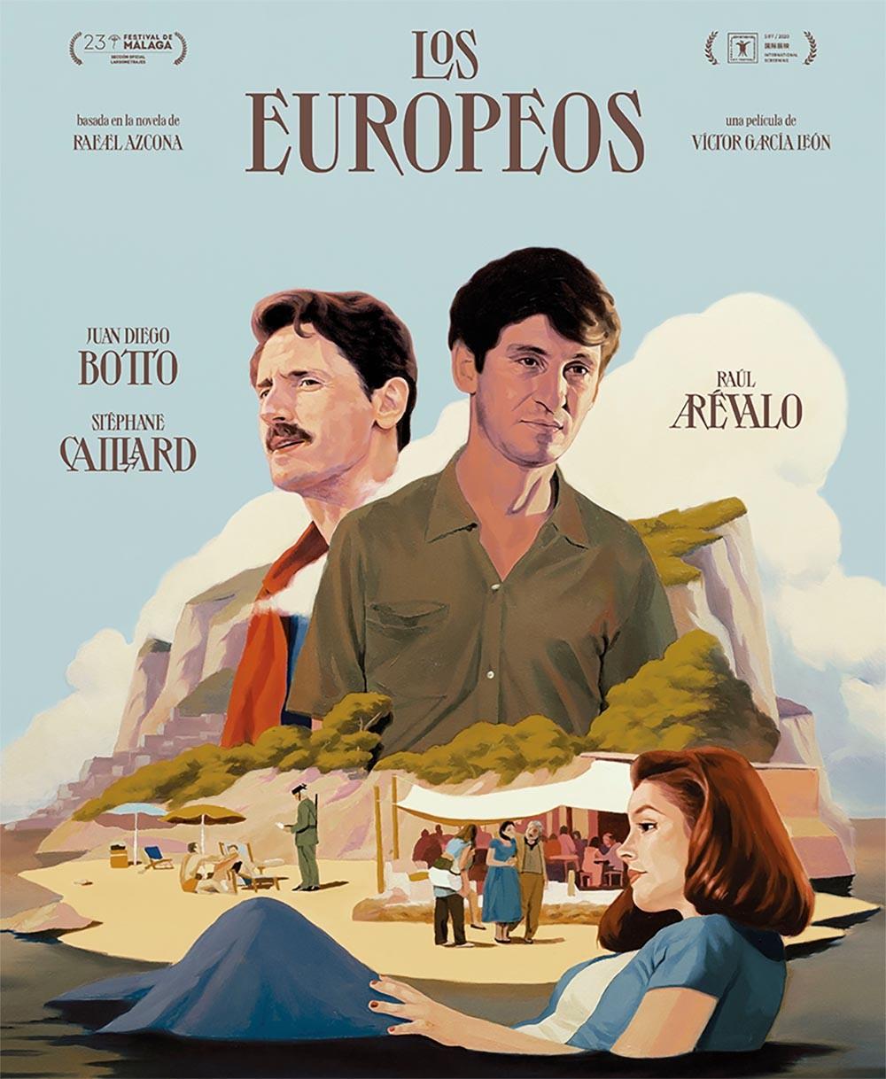 Los europeos en Orange TV con Juan Diego Botto