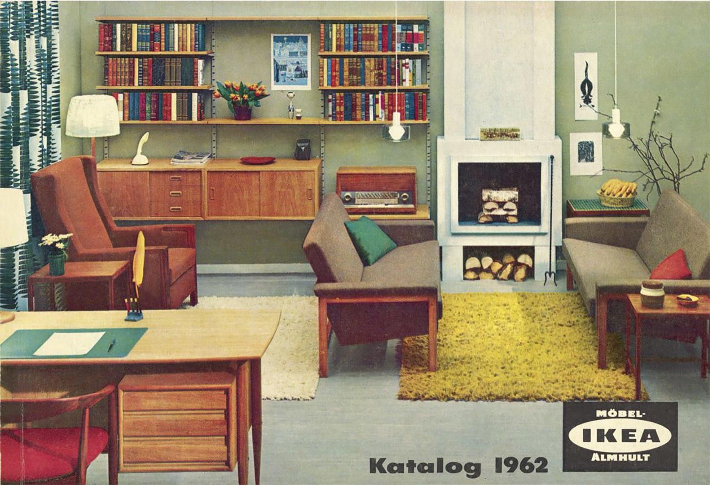 Catálogos de Ikea 1962