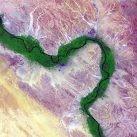 río Nilo a su paso por Sudán