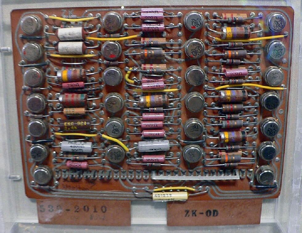 IBM 7030 - Frances Allen