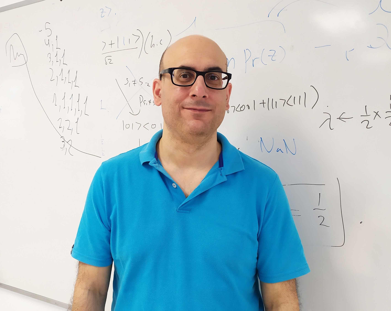 José Javier Ramasco es coordinador del proyecto Distancia-COVID.
