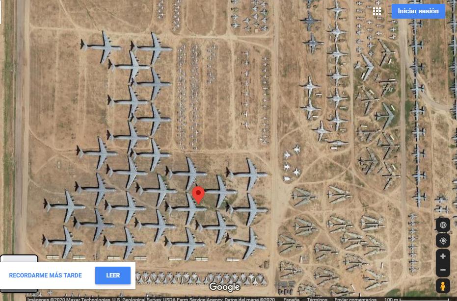 base aérea de Davis-Monthan