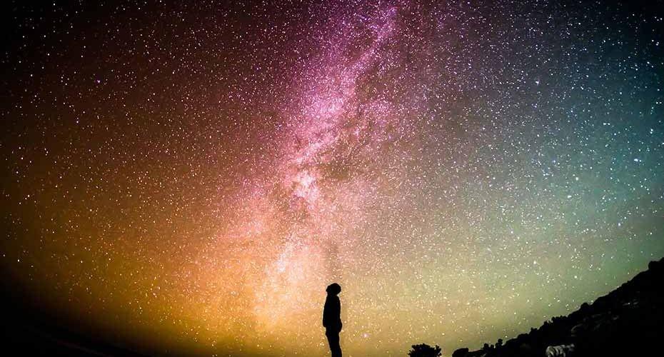 Guía para reconocer las constelaciones.