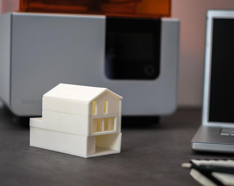 imprimir vivienda en 3D con impresora
