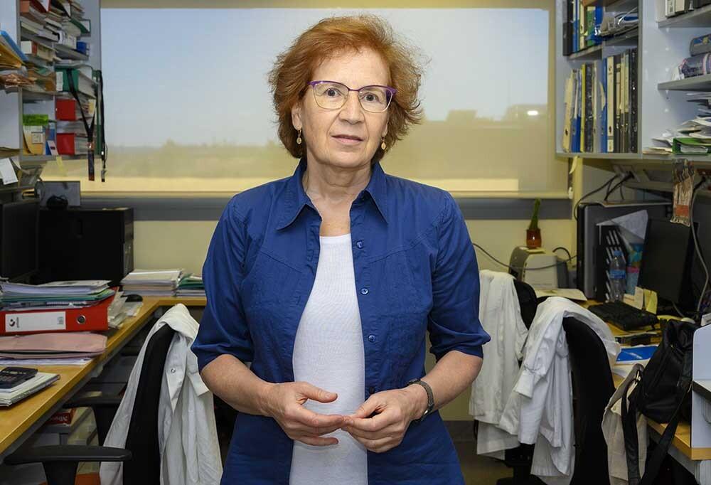 investigadora de coronavirus del CISC