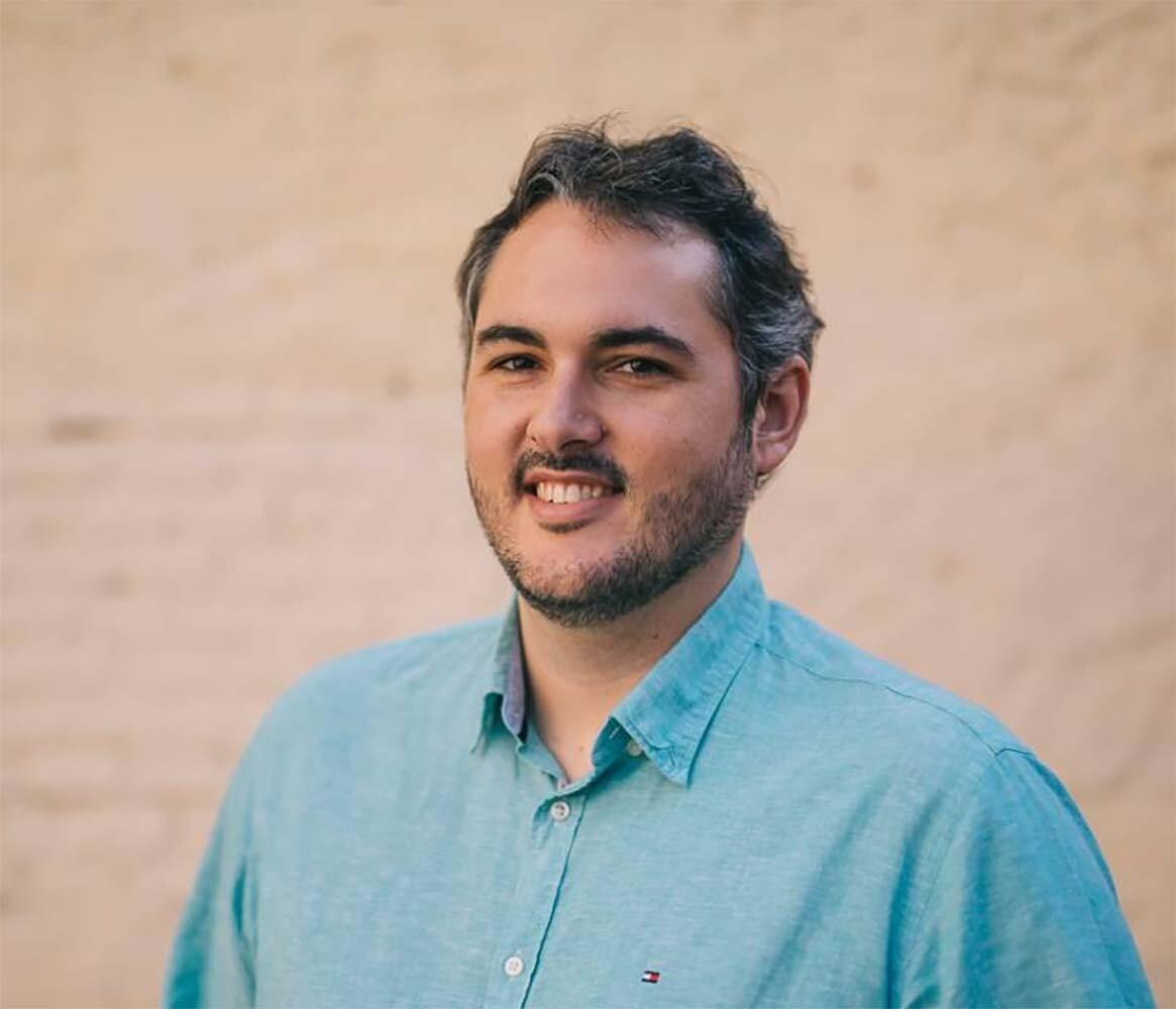 Andreu Escrivà, doctor en Biodiversidad y divulgador científico. Autor de 'Y ahora yo qué hago'. / Capitán Swing
