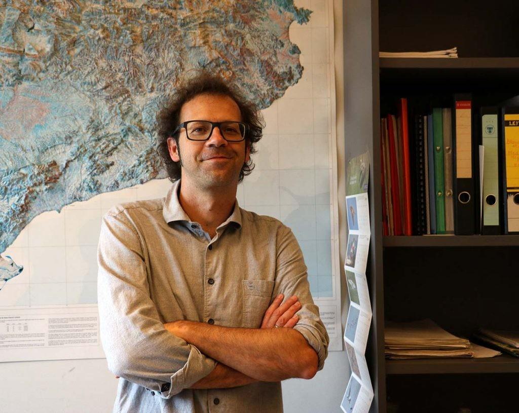 Bartumeus es investigador del CSIC