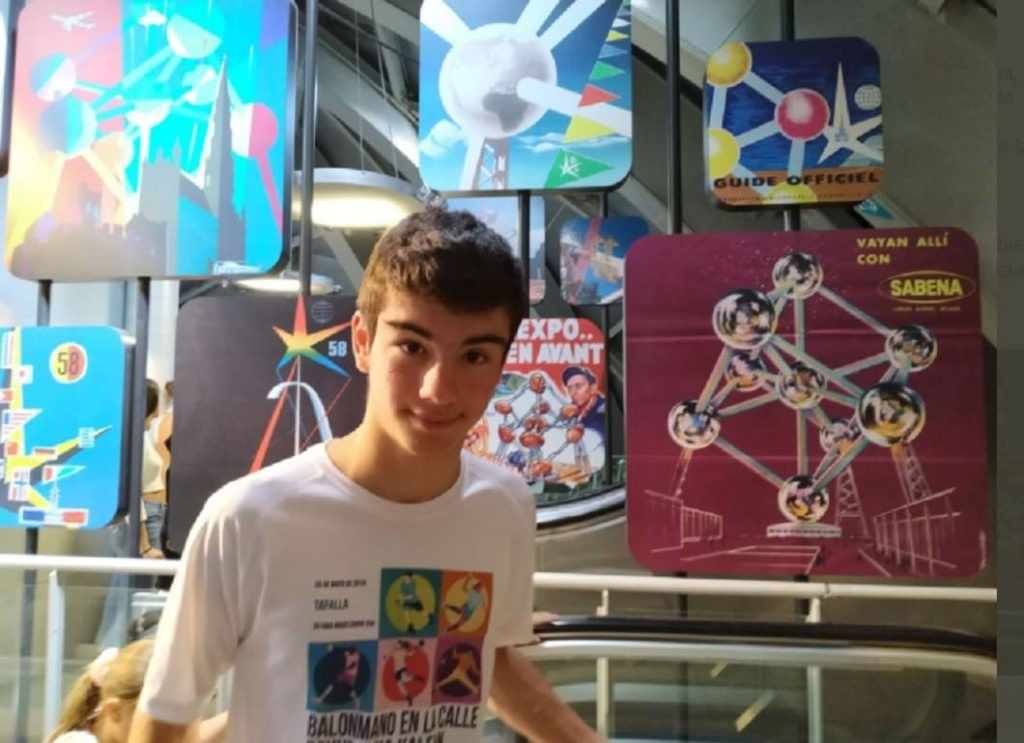 Nicolás Atanes, virus matemático