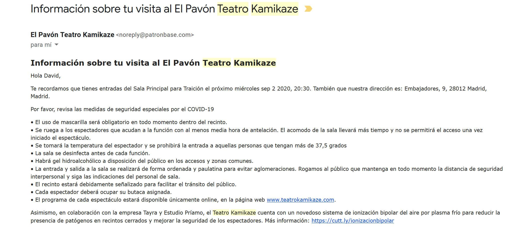 Cultura y COVID-19