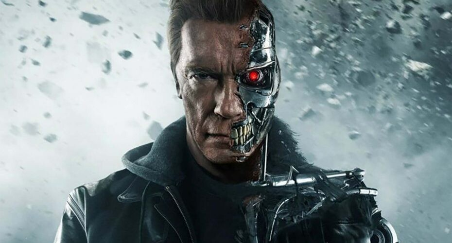 Terminator. Inteligencia artificial