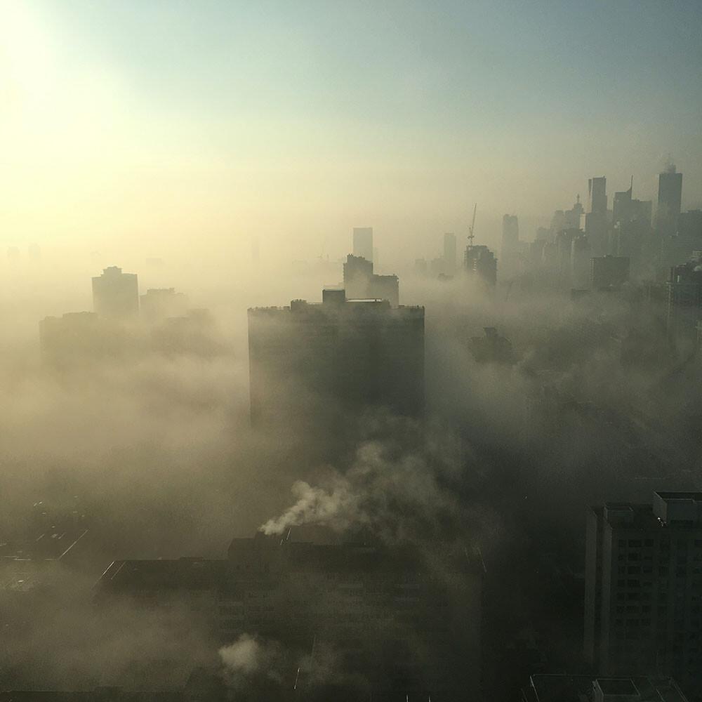 calidad del aire urbano