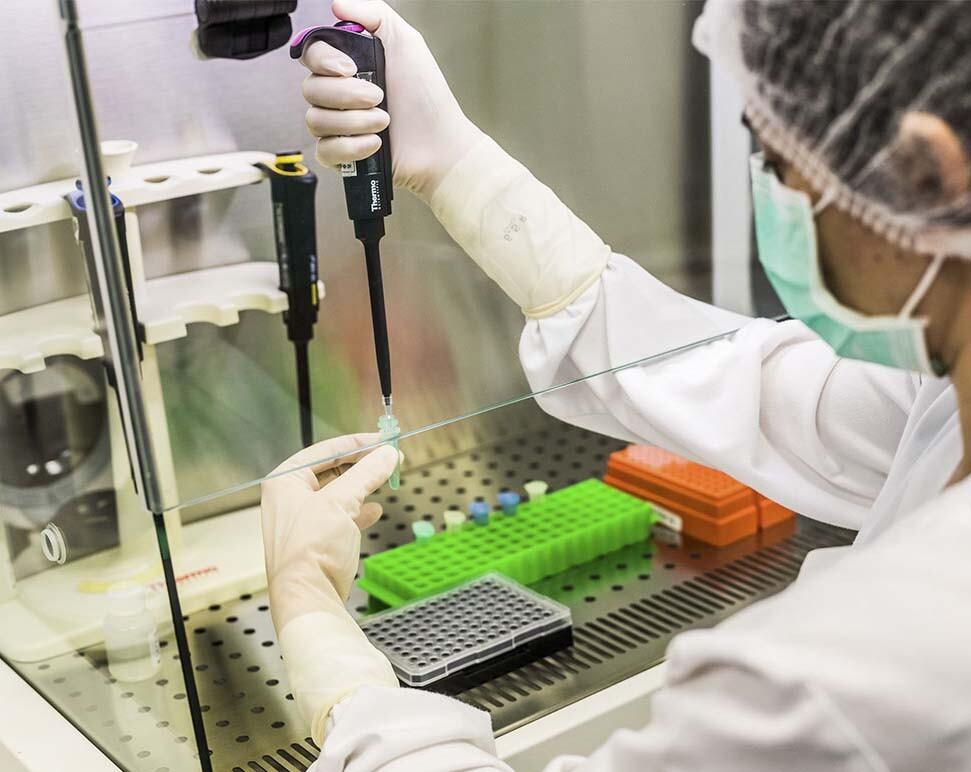 Grupo Zendal investigación biofarmacéutica