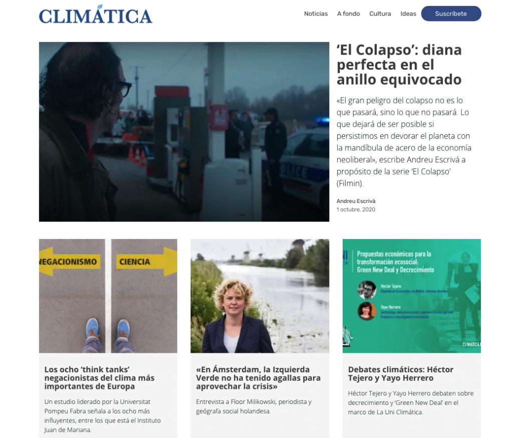 revista Climática
