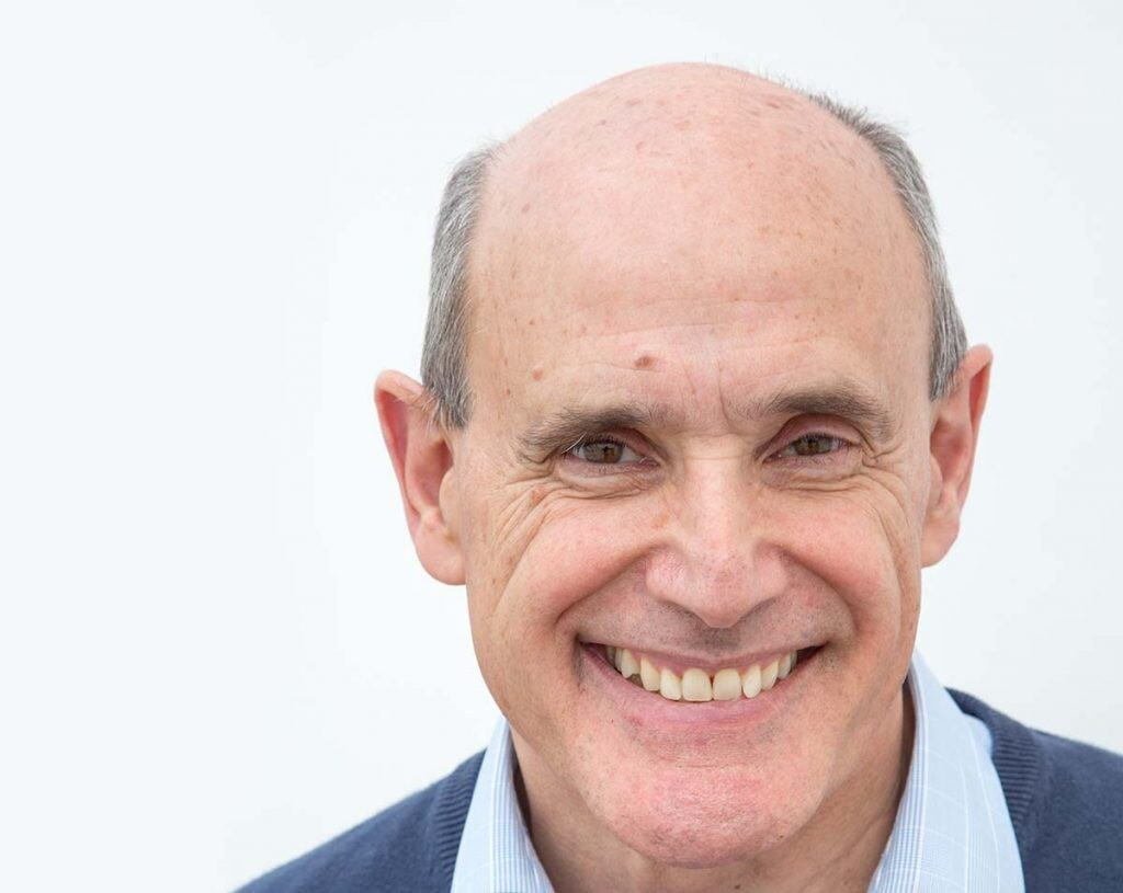 Rafael Bengoa, experto en salud pública