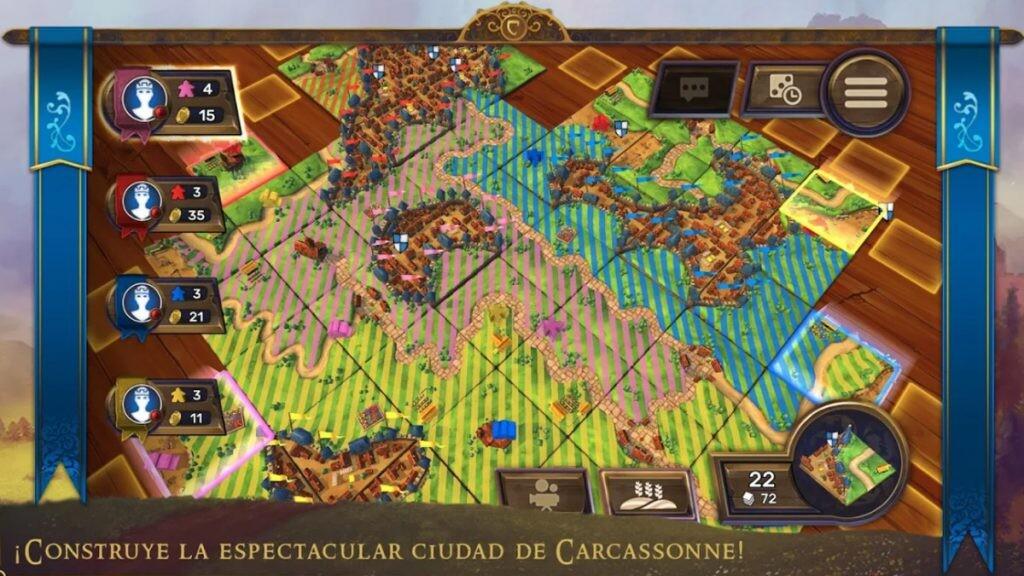 Todos los secretos del Carcassonne