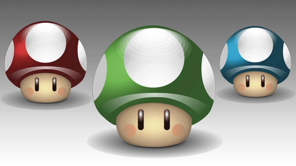 Toads- personajes de Super Mario